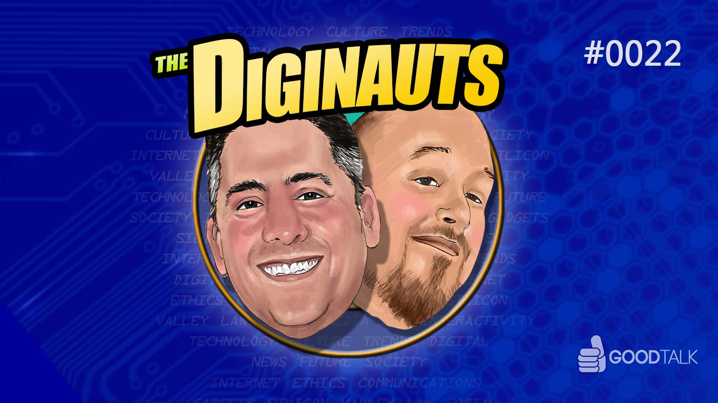 episode 22 of The Diginauts